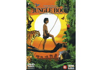 The Second Jungle Book: Mowgli And Baloo (1997) - DVD