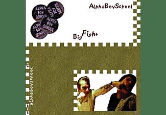 Alpha Boy School - Big Fight  - (CD)