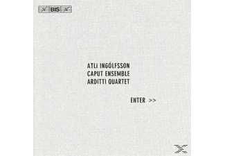 Quartett Arditti - Enter  - (CD)
