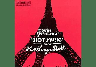 Kathryn Stott - Klavierwerke/Hot Music/Sonate  1  - (CD)