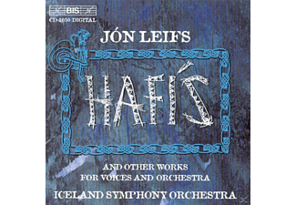 Iceland Symph.Orch - SINFONIE 1+2+3/CELLOKONZERT  - (CD)
