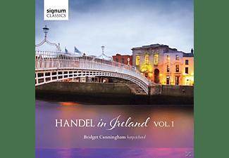 Bridget Cunningham - HANDEL IN IRELAND 1  - (CD)