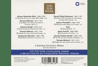 Il Giardino Armonico, Giovanni Antonini - Musica Barocca (Inkl.Das Alte Werk-Katalog) [CD]
