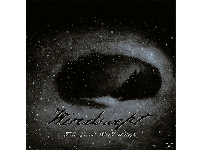 Windswept - The Great Cold Steppe (Black Vinyl,Hand-Numbered) [Vinyl]