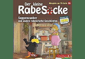 - Der kleine Rabe Socke - Suppenzauber und andere rabenstarke Geschichten  - (CD)