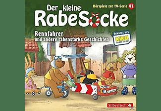 - Der kleine Rabe Socke - Rennfahrer und andere rabenstarke Geschichten  - (CD)