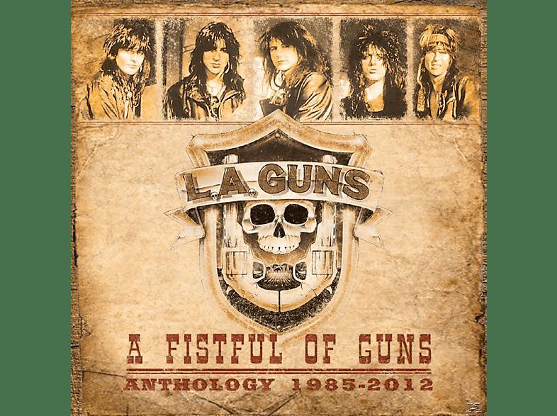 L.A. Guns - A Fistful Of Guns-Anthology 1985-2012 [CD]