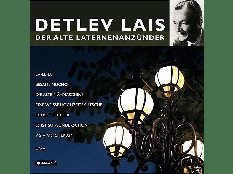 Detlev Lais - Der Alte Laternenanzünder [CD]