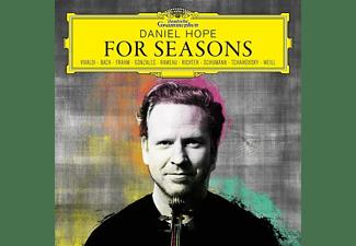 Daniel Hope, Züricher Kammerorchester - Fo(U)R Seasons  - (CD)