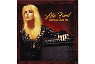 Ford Lita - Live In San Juan '92 (180 Gr.Yellow Vinyl) [Vinyl]