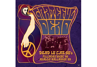 Grateful Dead - Dead In The 60's  - (CD)