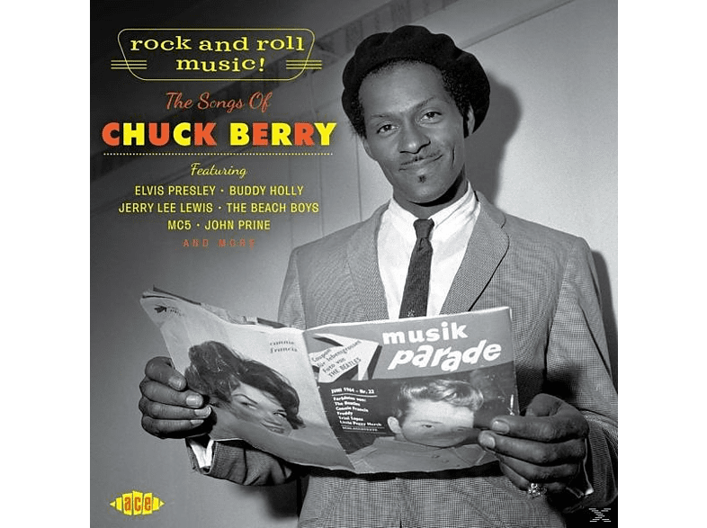 VARIOUS - Rock And Roll Music! The Songs Of Chuck Berry [CD]