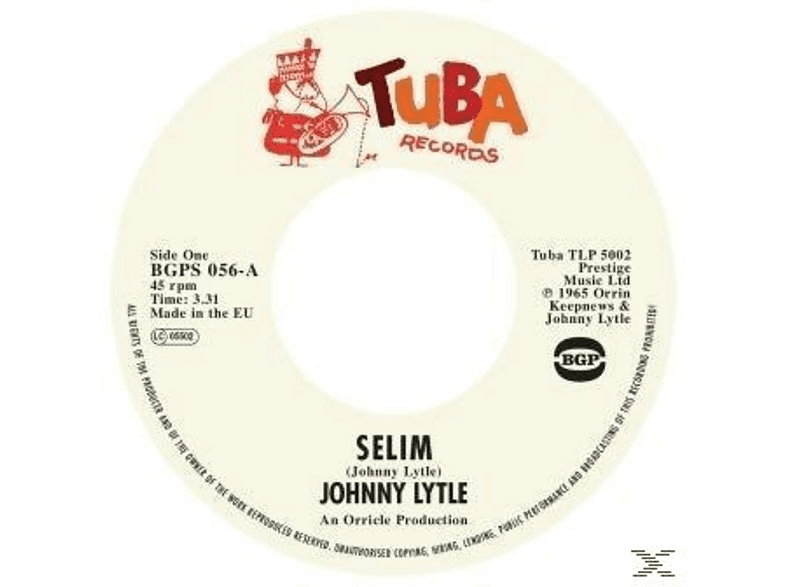Johnny Lytle - Selim/The Man [Vinyl]