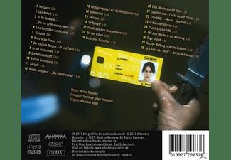 Marius Ruhland - Die Hölle-Inferno  - (CD)