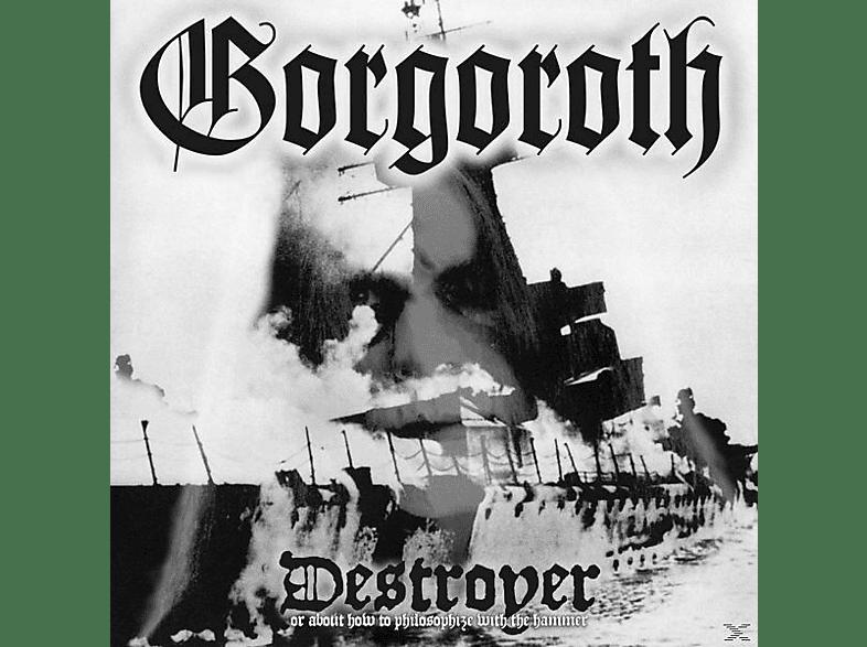 Gorgoroth - Destroyer (Red Vinyl) [Vinyl]