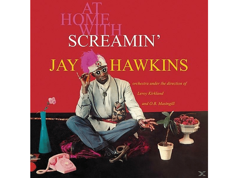 Screamin' Jay Hawkins - At Home With... [Vinyl]