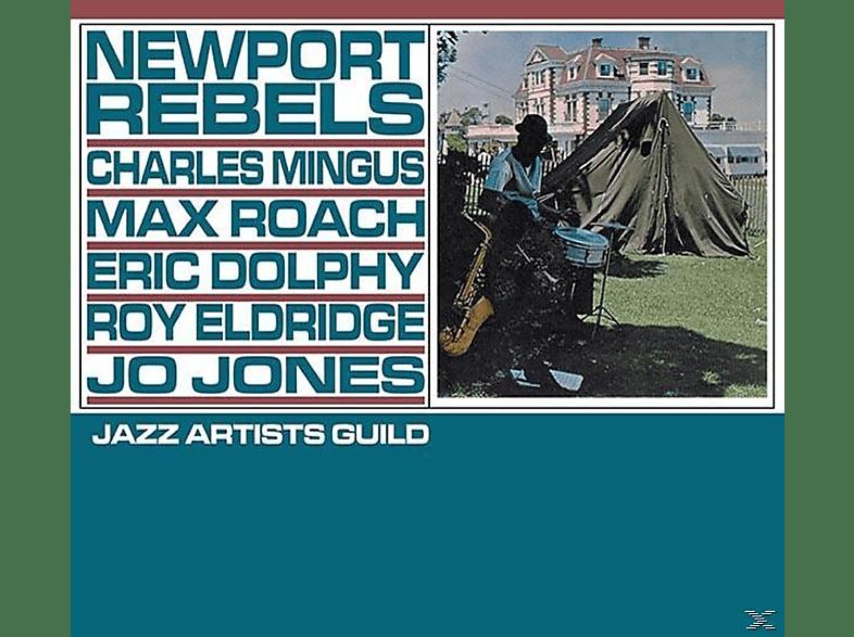 Mingues/Roach/Dolphy/Eldridge/Jones - Newport Rebels [Vinyl]