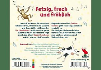 VARIOUS - Meine Oma Fährt Im Hühnerstall Motorrad.  - (CD)