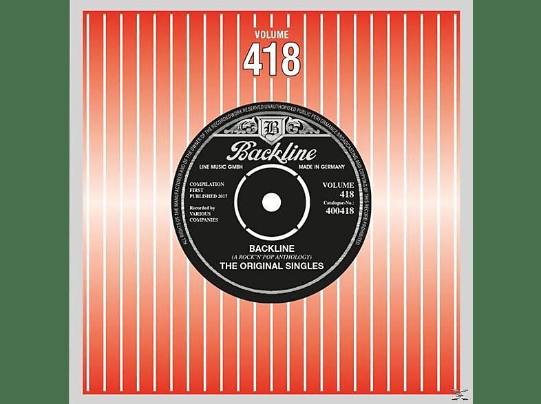 VARIOUS - Backline Vol.418 [CD]