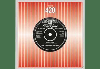 VARIOUS - Backline Vol.420  - (CD)