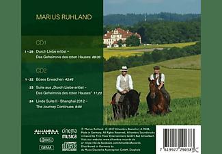 Marius Ruhland - Durch Liebe Erlöst-Böses Erwachen-Linde II  - (CD)