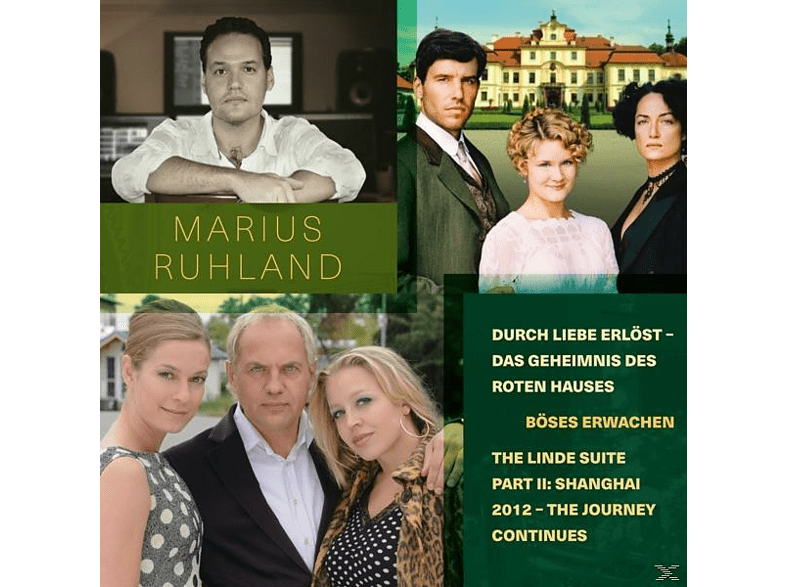 Marius Ruhland - Durch Liebe Erlöst-Böses Erwachen-Linde II [CD]