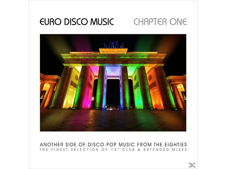VARIOUS - Euro Disco Music-Chapter One [CD]