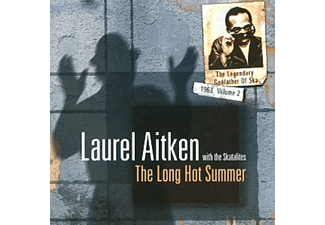 Laurel Aitken - The Long Hot Summer - (Vinyl)