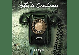 Stevie Cochran - Changes  - (CD)