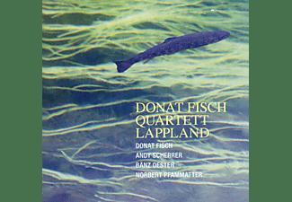 Donat Fisch Quartett - Lappland  - (CD)