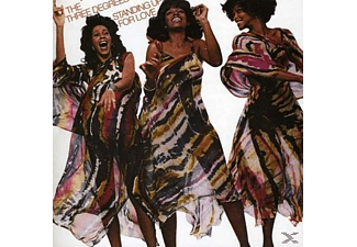 The Three Degrees - STANDING UP FOR LOVE  - (CD)