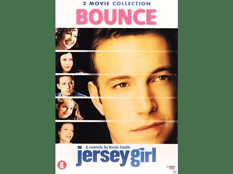 Bounce + Jersey Girl - DVD
