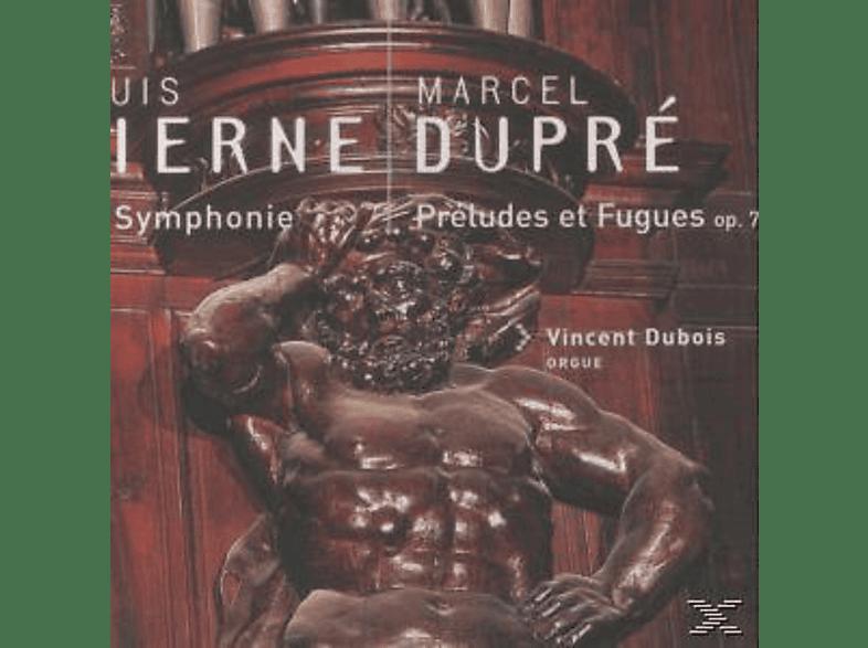 Vincent Dubois - The 3rd Symphonie / Préludes et Fugues [CD]