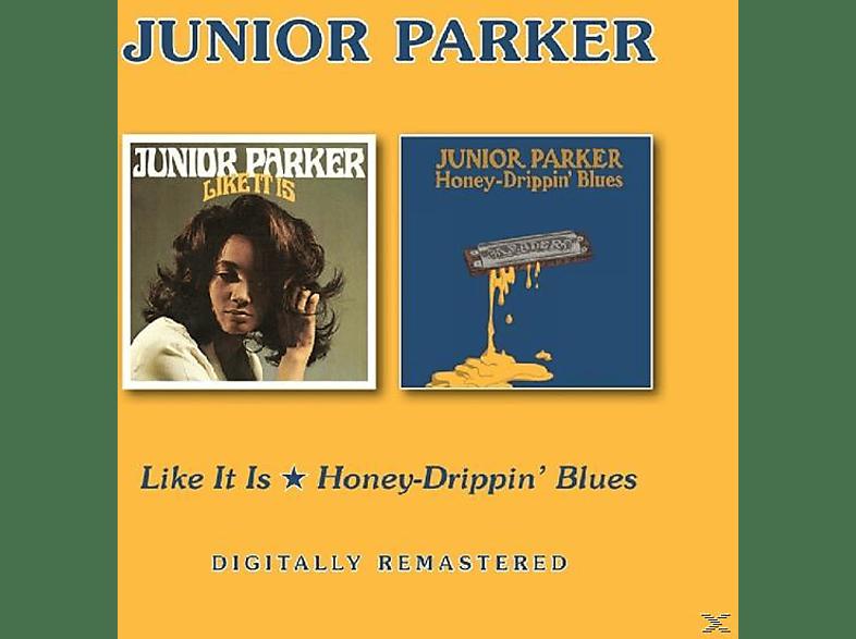 Little Junior Parker - Like It Is/Honey-Drippin' Blues [CD]