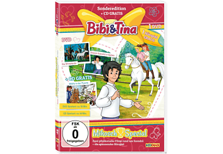 Bibi & Tina - Mikosch-Special (+ Hörspiel-CD) DVD + CD