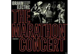 Ibrahim Electric - The Marathon Concert  - (CD)