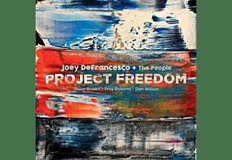 Joey DeFrancesco - Project Freedom  - (CD)