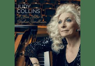 Judy Collins - A Love Letter To Stephen Sondheim  - (CD)