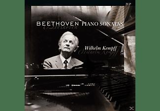 Ludwig Van Beethoven - Piano Sonatas  - (Vinyl)