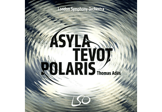 Samuel Dale Johnson, London Symphony Orchestra - TRILOGY-ASYLA/TEVOT/POLARIS (+BLU-R AUDIO) - (SACD Hybrid)