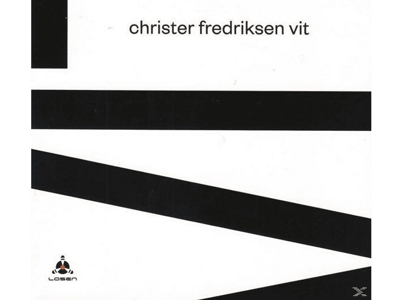 Christer Fredriksen - Vit [CD]