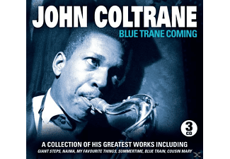 John Coltrane - Blue Train Coming - (CD)