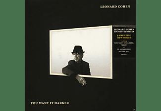 Leonard Cohen - You Want It Darker  - (Vinyl)