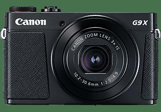 CANON Digitalkamera PowerShot G9 X Mark II, schwarz
