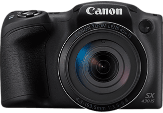 CANON PowerShot SX430 IS - Svart