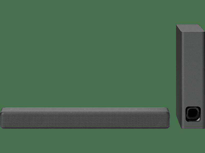 SONY HT-MT300, Soundbar, Schwarz