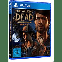 The Walking Dead Season 3 - The Telltale Series [PlayStation 4]