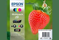 EPSON Original Tintenpatrone Erdbeere mehrfarbig (C13T29864012)