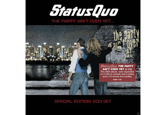 Status Quo - The Party Ain't Over Yet (Expanded+Bonustracks)  - (CD)
