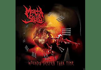 Morta Skuld - Wounds Deeper Than Time  - (Vinyl)